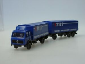 "MB /""Transit Transport/"" Neu Wiking 094006-1//160 Pritschenlastzug"