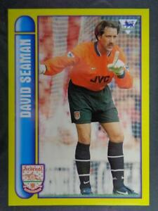 #243 Arsenal Merlin Premier League 98-Marc Overmars