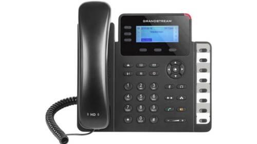 Grandstream GXP1630 GXP-1630 SIP Telefon 2 SIP-Konten NEU !!!!