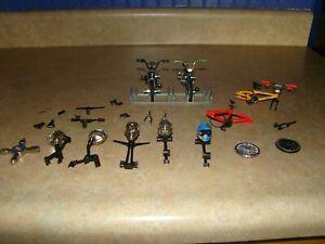 Tech Deck Bmx Bike Shop Lot Hot Wheels Assemble Tool Bike Rack Ebay