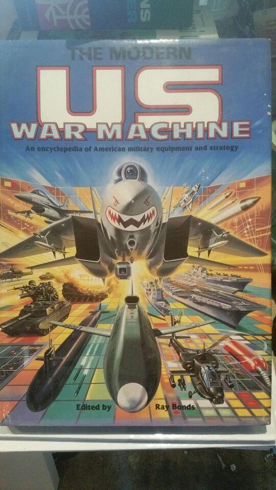 US War Machine, emne: anden kategori