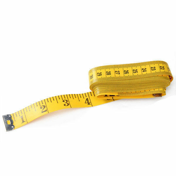 """3M 120/"""" Flat Tape MEASURE FOR Tailor SEWING CLOTH SOFT BODY MEASURING Tape"""