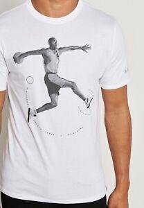 96667a8b89df27 SZ 2XL 🆕🔥😊 Nike Air Jordan 5 Retro One Men s Tee T-Shirt White ...