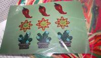 Design Works Southwest Magnets Plastic Canvas Kit Makes 9