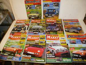 Oldtimer MARKT, Oldtimer Praxis von 1997,1998, siehe Bilder 10 Hefte - Mechernich, Deutschland - Oldtimer MARKT, Oldtimer Praxis von 1997,1998, siehe Bilder 10 Hefte - Mechernich, Deutschland