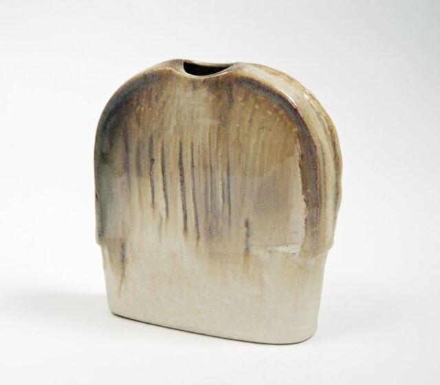 Heiner Balzar Objekte-Vase Steuler  Keramik 910 - 19cm