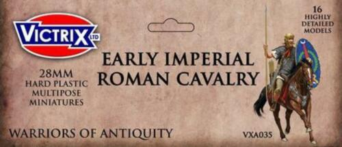 EARLY IMPERIAL ROMAN CAVALRY VICTRIX ANCIENT VXA035