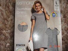 ESMARA SUMMER DRESS, SIZE L 18/20GB   44/46EUR