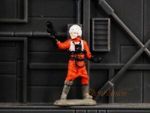 Hasbro-Micro-Machine-Star-Wars-Toy-Soldier-Figure-Rebel-Warrior-X-Wing-Pilot