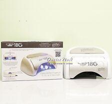 HARMONY GELISH 18G Pro LED Gel Light Lamp Dryer 18 G * 110V - 240V    UK, AU, EU