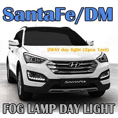 Fog lamp day light for Hyundai 2013 Santa Fe (DM)