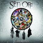 Cinematics by Set It Off (CD, Sep-2012, Equal Vision)