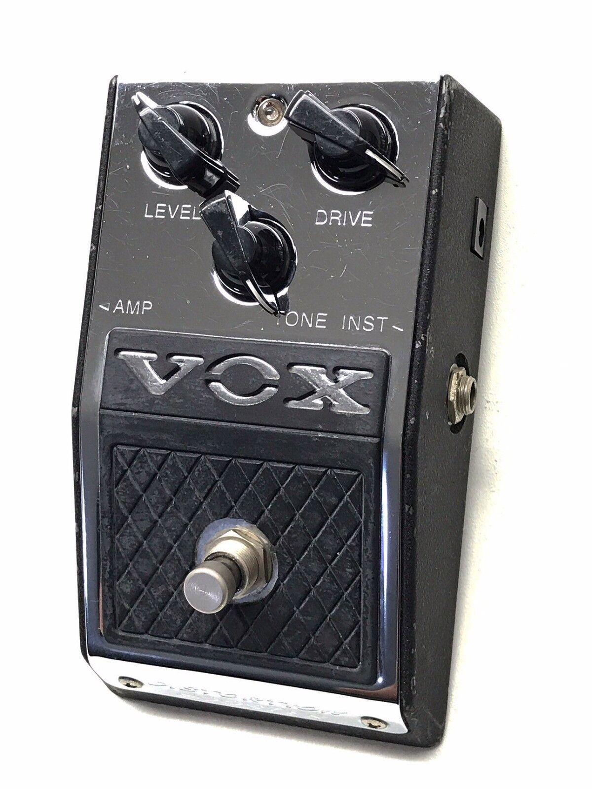 Vox V830, Distortion Booster, 90'S, RARE Hard To Find, Guitar Effect Pedal