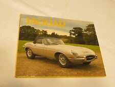 Jaguar RARE Coffee Table hardcover book Cars photograph collectible exeter 1st