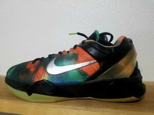 separation shoes 157be 897c8 Image is loading Men-039-s-Nike-Kobe-7-VII-Galaxy-