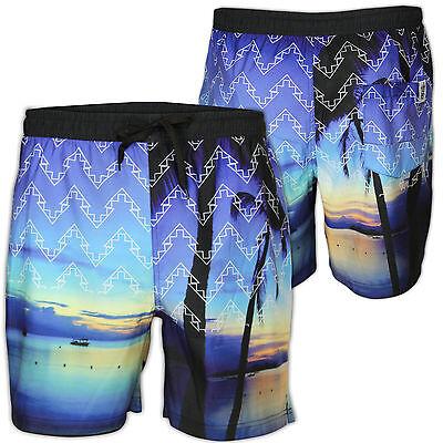Mens Swimming Shorts Designer Soulstar Mesh Lined Summer Beach Trunks Pants New