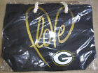New Green Bay Packers Little Earth Rope Tote Black Gold