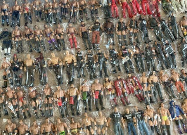 WWE Mattel, Elite, Basic,  Jakks, RA, Deluxe - (You Pick) FULLY RESTOCKED