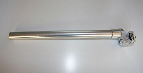 Sattelstütze 24 mm 24,0 x 350 Fahrrad Mifa DDR Mifa Diamant alte Peugeot Patent