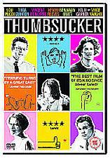 Thumbsucker [DVD], Very Good DVD, Ted Beckman, Chase Offerle, Kelli Garner, Benj