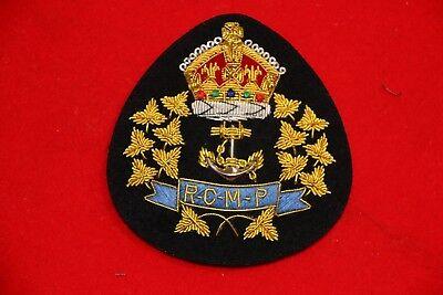 RHODESIA RHODESIAN AIR FORCE PILOT/'S OFFICER/'S CAP BADGE BULLION SUPERB COPY