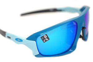 Oakley-Champ-Veste-OO9402-03-Sport-Hommes-Soleil-Baume-Bleu-Prizm-Sapphire