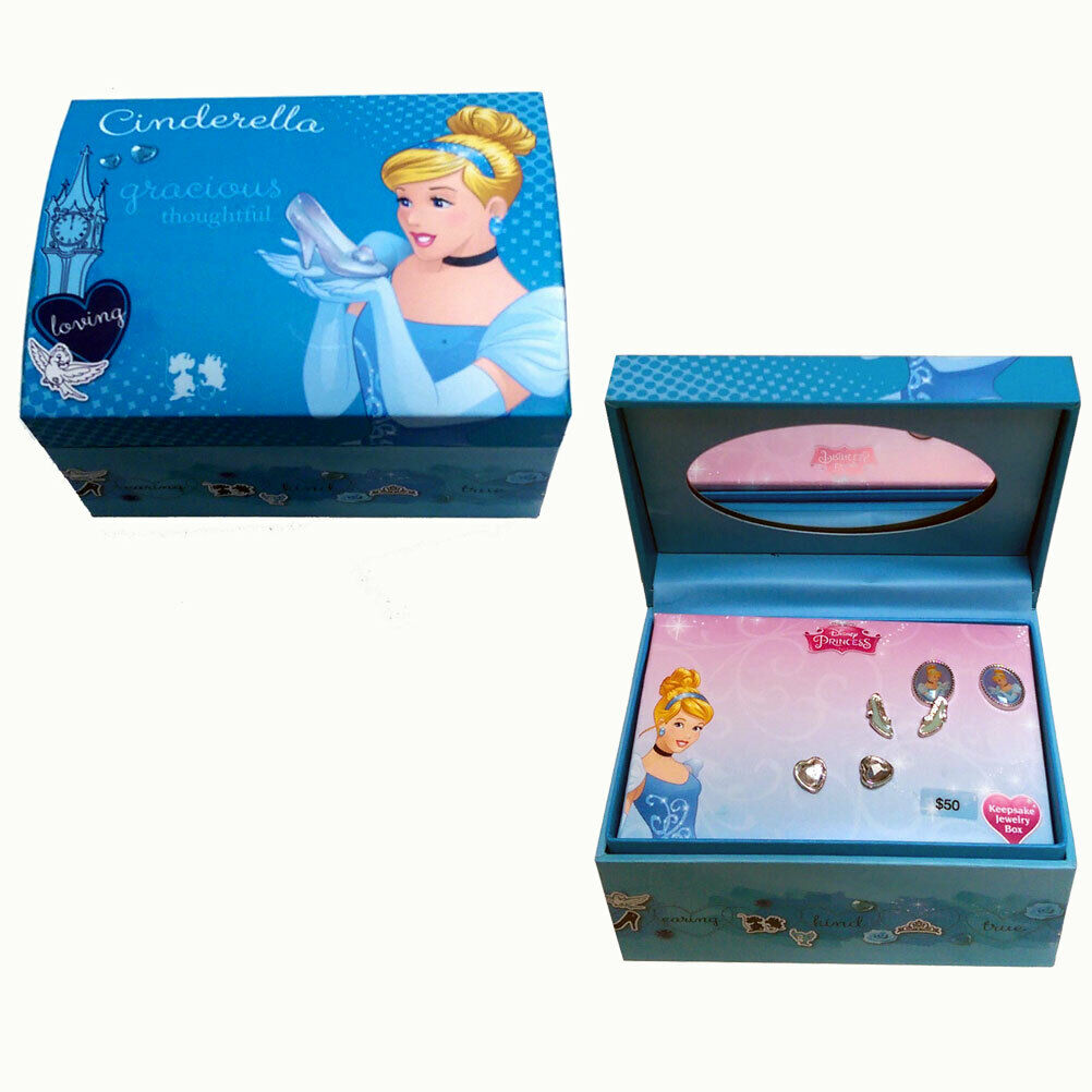 Cinderella Earrings Generic Handmade Hypoallergenic