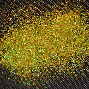 50g-XL-Metal-Flakes-Sun-Gold-Holo-Auto-Glitter-Glimmer-Car-Effektlack-0-6-mm