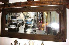 Spiegel Bilderrahmen mirror trumeau Louis XVI Goldrahmen Bild Rahmen Barock Nr 2