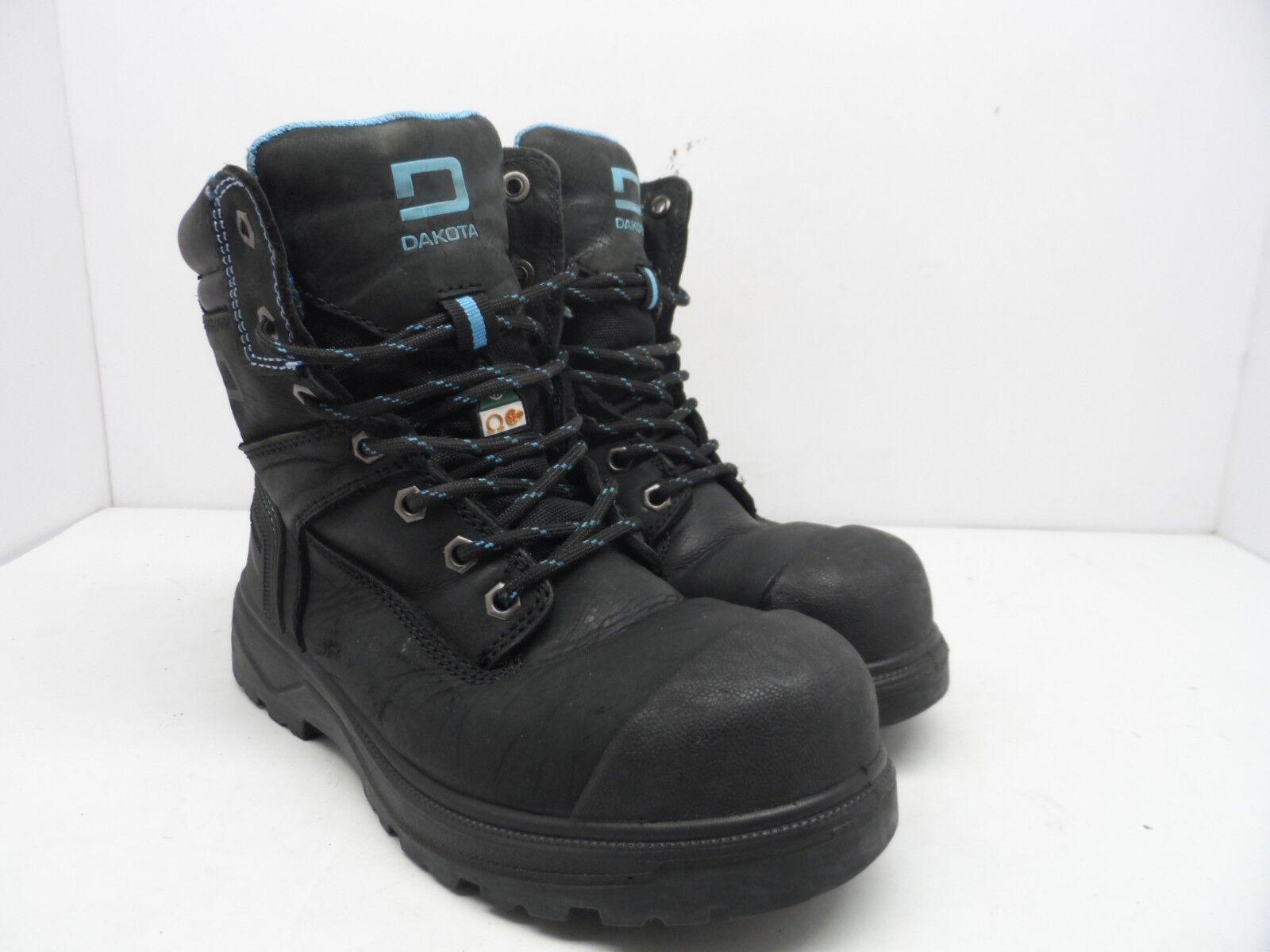 HELLY HANSEN Women's 6  Bergen Waterproof Steel Toe Composite Plate Work Boot 6M