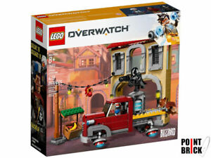 LEGO 75972 OVERWATCH Resa dei conti a El Dorado lego bimbo bambino OFFERTA LEGO
