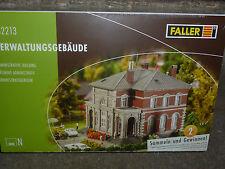 FALLER 232213 Verwaltungsgebäude Bausatz N