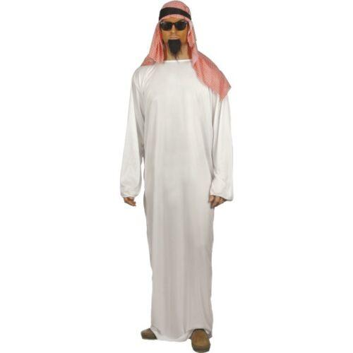 NUOVA linea uomo Arabo Costume Addio al Celibato UMORISMO Vestito ARABO egiziano