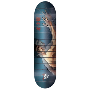 DGK Bruce Lee Mirrors Holographic Deck
