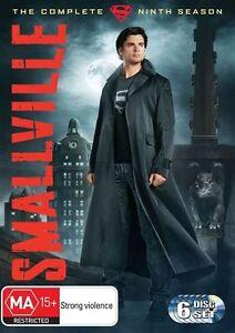SMALLVILLE-Season-9-DVD