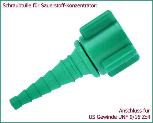 Embout de tuyau F oxygène-CDDI//connecteur F dans sa conception us-filetage