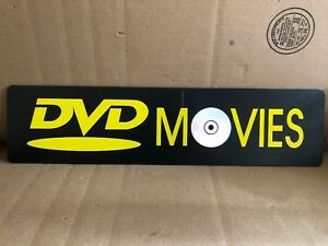Image result for movies dvd sign