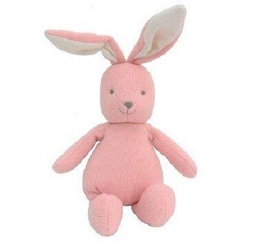 100% Vero Imajo Bebi Lavorato A Maglia Bunny-