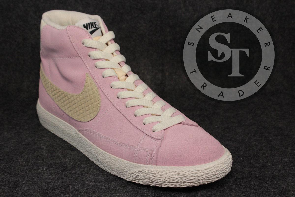 Nike blazer mid prm prm prm vntg qs 638322-601 eis packen prisma rosa sand größe: 11. 2936d5