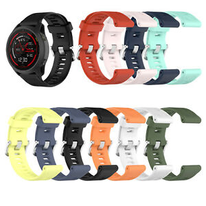 For Garmin Forerunner 745 GPS Watch Sports Silicone Watch Band Strap Tool Belt