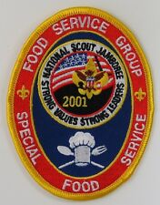 2001 National Jamboree Food Service Group Special [G1577]