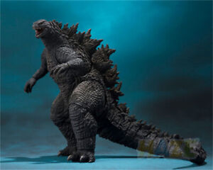 S-H-M-Godzilla-King-of-the-Monsters-Godzilla-Action-Figure-Model-Toy-Collection