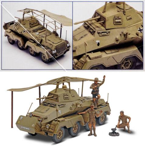 231 Tank Panzer 1:32 Model Kit Revell Monogram 7856 Panzerspähwagen Sd.Kfz