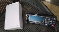Macom Harris M7300 M5300 Mobile Radio Control Head Unit Pn Cu23218 Ch721 Mic