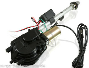 Mercedes Benz w202 w201 w124 motor eléctricos antena antena 12v universal