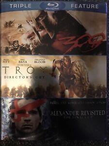 Alexander-Revisted-Troy-Directors-Cut-300-Blu-ray-Disc-2012-3-Disc-Set