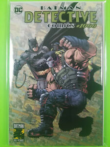 Detective-Comics-1000-NM-Bane-Cover-Batman-Sold-Out-DC-2019