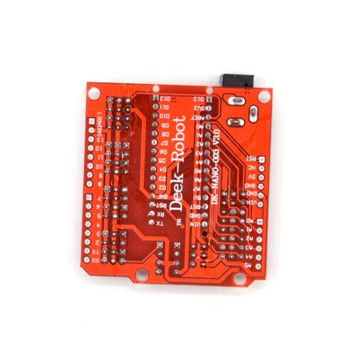 1pcs Multi-Function Funduino Nano Shield Nano Sensor Expansion Board