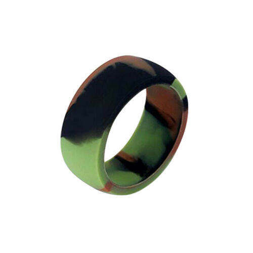 Cool Environmental silicone Ring For Men Finger Jewelry Gift For Women Men