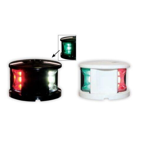 FOS LED 12 TRE COLORI LANTERNA navigazione Lanterna Lanterna Tri-color